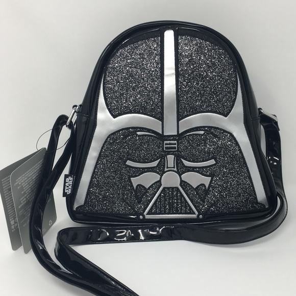 Disney Star Wars Darth Vader Crossbody Purse